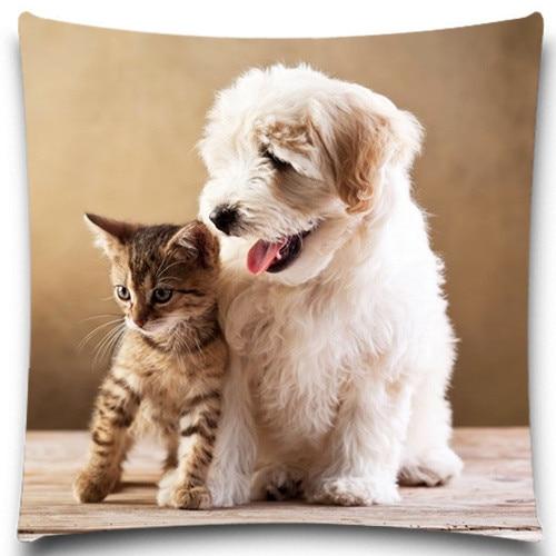 Moda animale cuscino cane per bambini decorativi divano tiro cuscino - Tessili per la casa