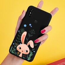 ASINA Silicone Cartoon Case For Xiaomi Mi A2 Lite Cute 3D Relief Shockproof Bumper A1 Pocophone F1 Cases