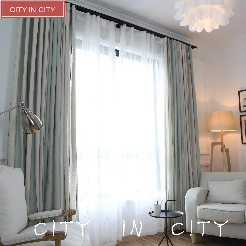 Online Get Cheap Vertical Striped Curtains -Aliexpress.com ...