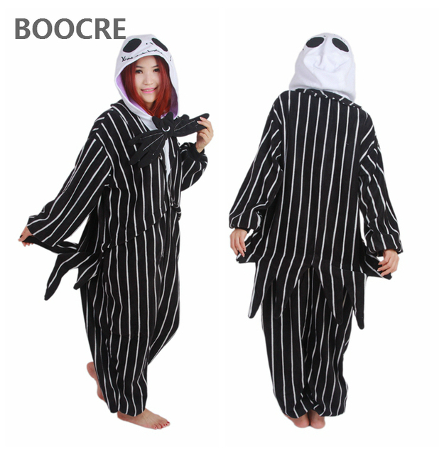 3f4f5e2299703 Undertale Jack Skellington Cosplay Costumes Adults Halloween Costumes  Onesie Pajamas Unisex Pajamas Sleepwear