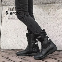 New Arrival ARCX Women Motorcycle waterproof genuine leather Boots,Racing Boots , Riding Shoes size 36 39