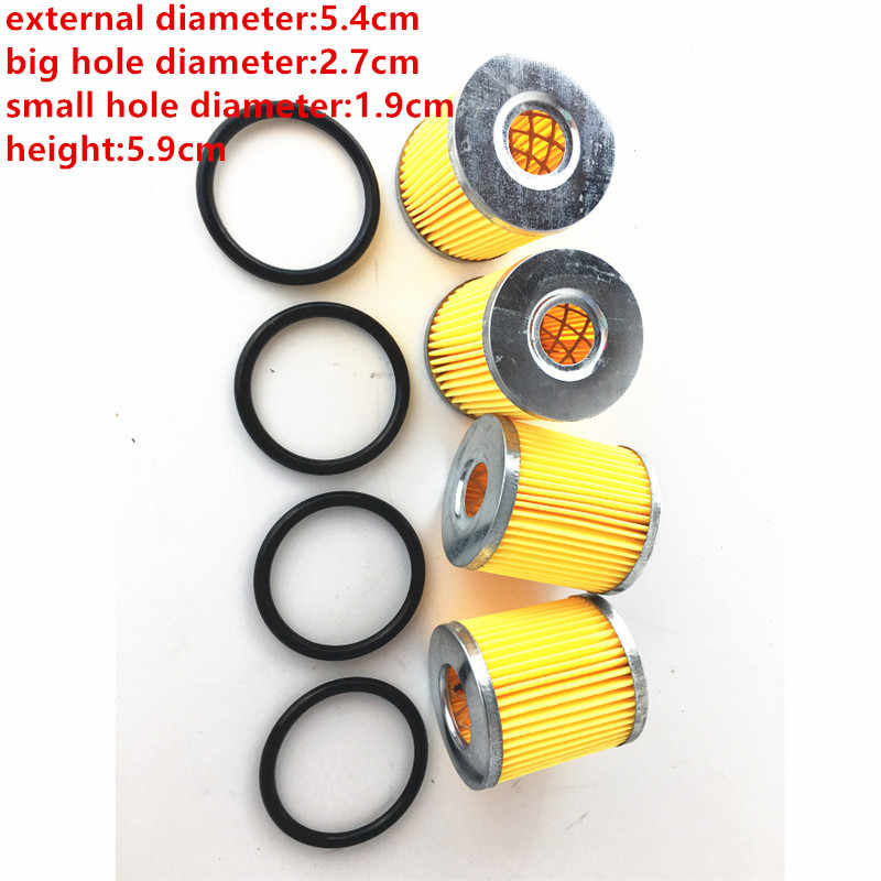 Auto Truk Traktor Bahan Bakar Filter Pemisah Air Minyak untuk C0506C 0506 NL21-13K1 C0506C-C0691E
