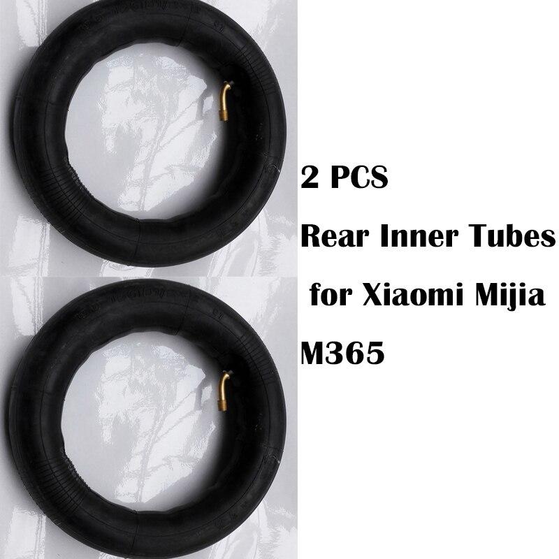Prix pour 2 Pcs Xiaomi Mijia M365 Pneu Électrique Scooter 8 1/2x2 Chambres à Air Pneumatique Pneus Version Améliorée Durable Épais Roue Pneu Solide