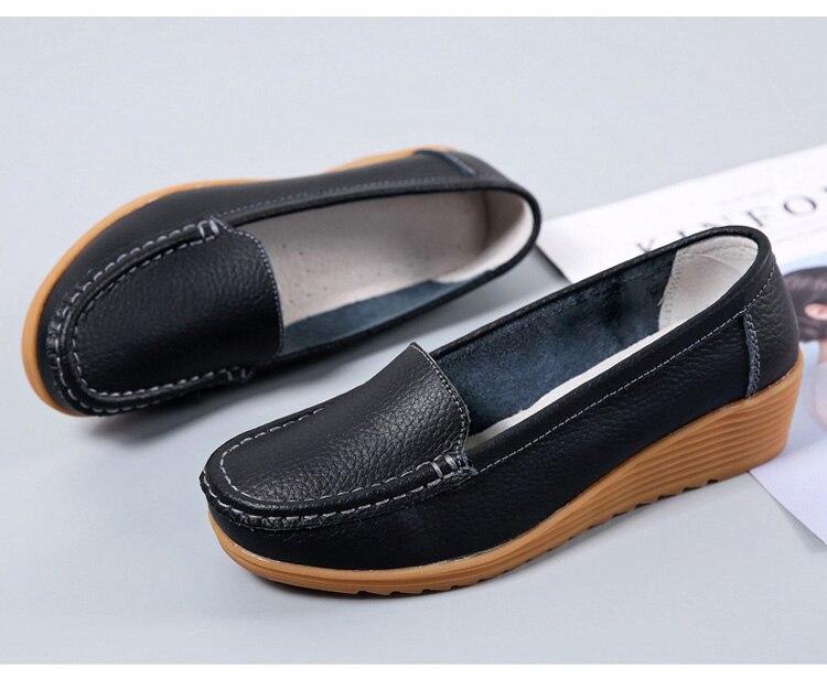 AH 987-2018 New Arrival Autumn Flats Shoes-2