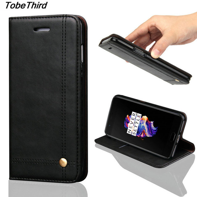 huge discount ffcae 7d88f US $8.99 |TobeThird For Oneplus 5T Case Luxury Magnetic Adsorption Wallet  Leather Case Cover For Oneplus 5T One Plus 5T 6.01 inch-in Wallet Cases  from ...