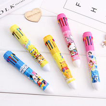 10 colors cute cartoon stationery ballpoint pen office supplies sugar cane supplies sugar cane production in zimbabwe