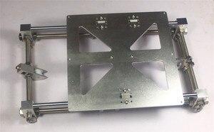 Image 4 - 3D מדפסת reprap מנדל prusa cnc מתכת פינת מחזיק ערכת יותר חזק reprap prusa i3 פינת אלומיניום חתיכות סט