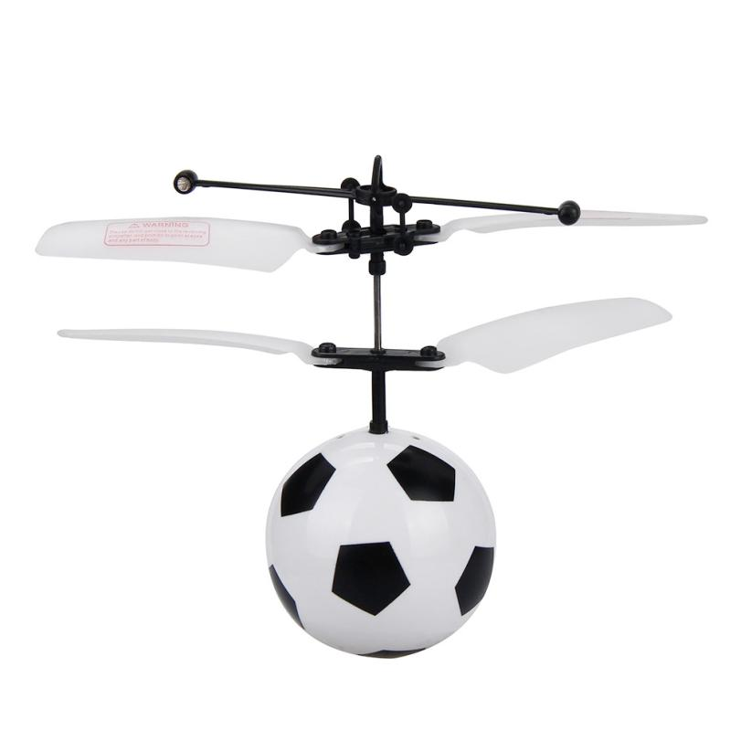 RC Ball Mini Wireless Remote Control Flashing Football Remote Toys For Kids