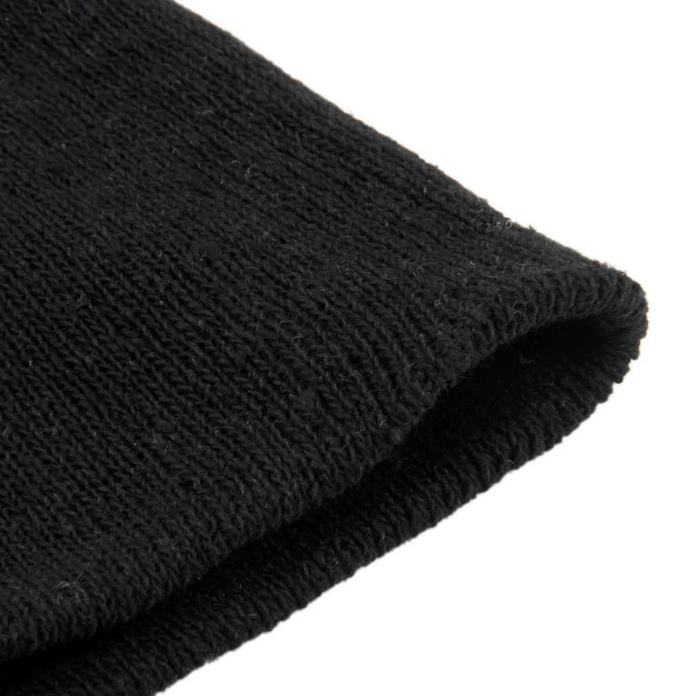 772fb181729 ... Fashion Style Black Men Hat Balaclava Sas Cs Style Winter Wind Ski Hat  For Men Women ...