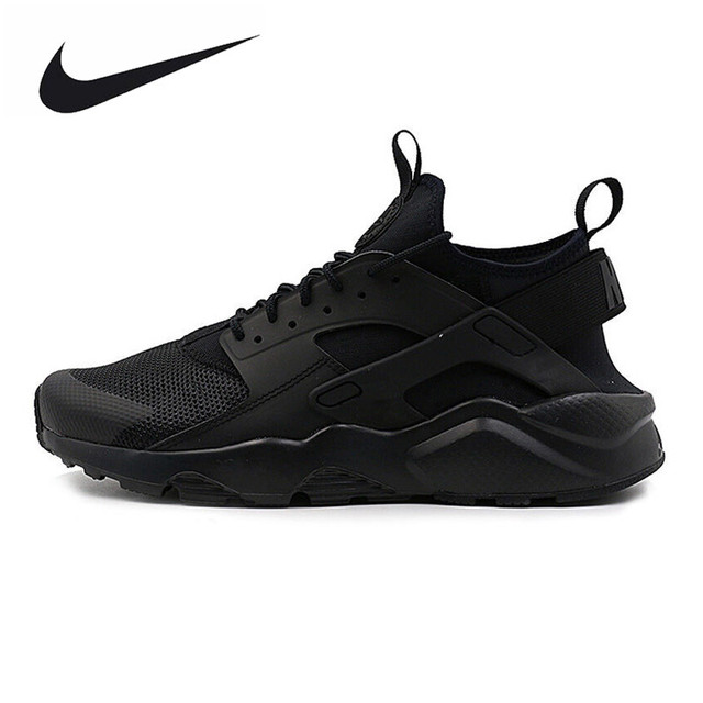 buy popular 041fc 9b021 Original NIKE New Arrival AIR HUARACHE RUN ULTRA Men s Breathable Running  Shoes Sneakers Trainers