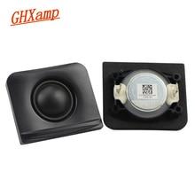 2 Pcs Tweeter Spelen: 1 Een Audio Speaker Neodymium Zijde Film Treble Smart Speaker Diy 20W