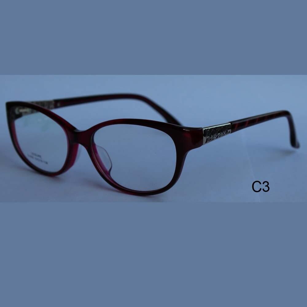 c25f43d48544e Top venda Novo design da marca senhora óculos de nerd olho de vidro óculos  de computador oculos de grau feminino lentes dos homens das mulheres do  vintage ...