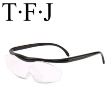 цена на Parents Gift Unisex Magnifying Presbyopic Glasses 1.8X Eyewear Magnification Reading Glasses to See Clear Portable Magnifier