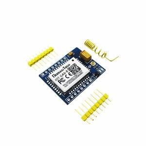 Image 1 - 10 adet/grup mini A6 GPRS GSM Kiti GA6 B Kablosuz Uzatma Modülü Kurulu Anten Test için SIM800L