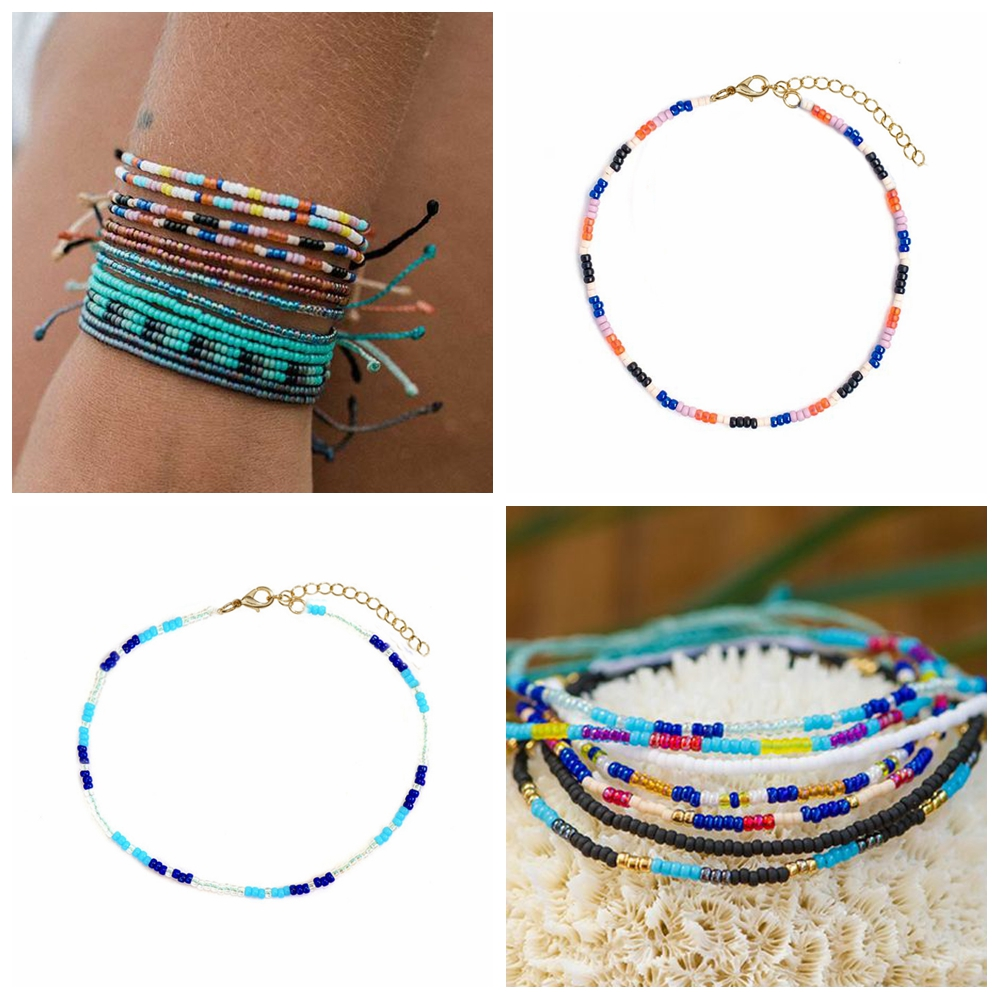 factory price brand designer new hot sell fashion jewelry austrian crystal seed beads bracelet. Black Bedroom Furniture Sets. Home Design Ideas
