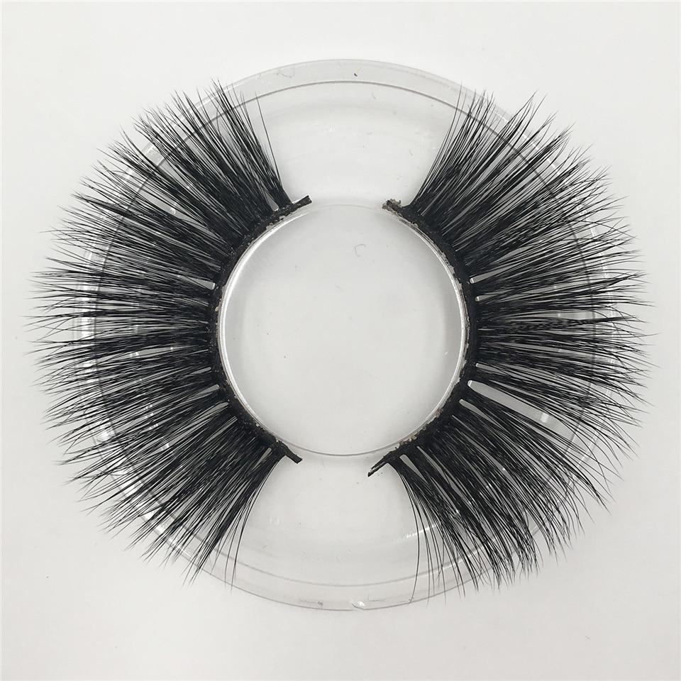 Fake Eyelashes Maquillaje Wholesale 22mm Long Natural ...