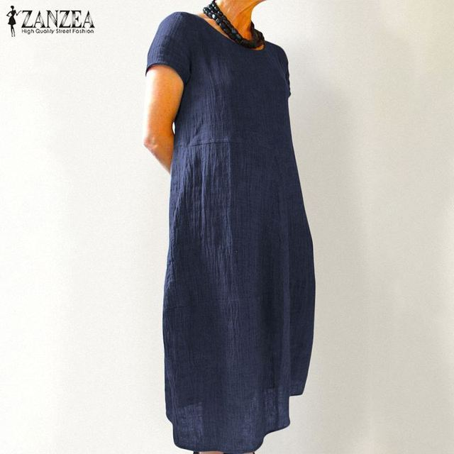 Boho light long cuff shoulder dress 3