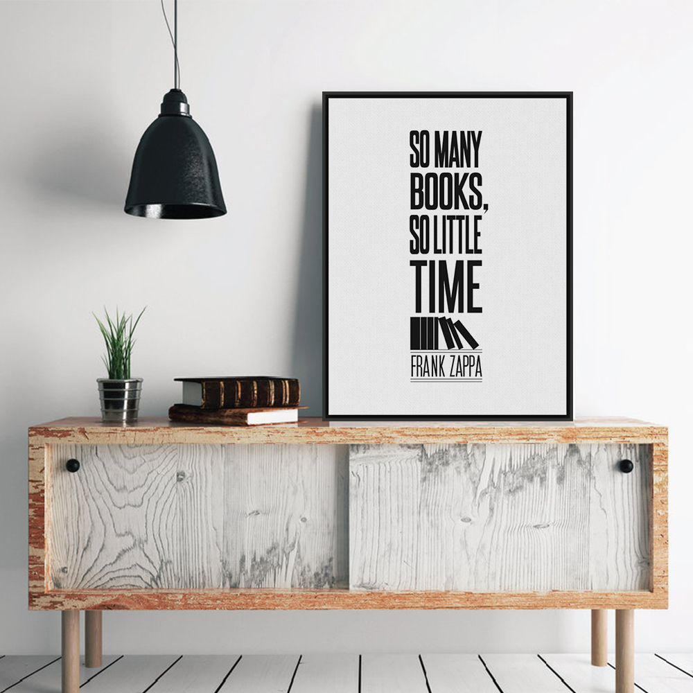Buy modern black white nordic for Black and white mural prints