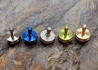 Titanium tc4 tay đồ chơi spinner handspinner 30 mét đường kính đĩa trọng lượng nhẹ 32 gam với silicon nitride dưới 5 min-8 min spin thời gian