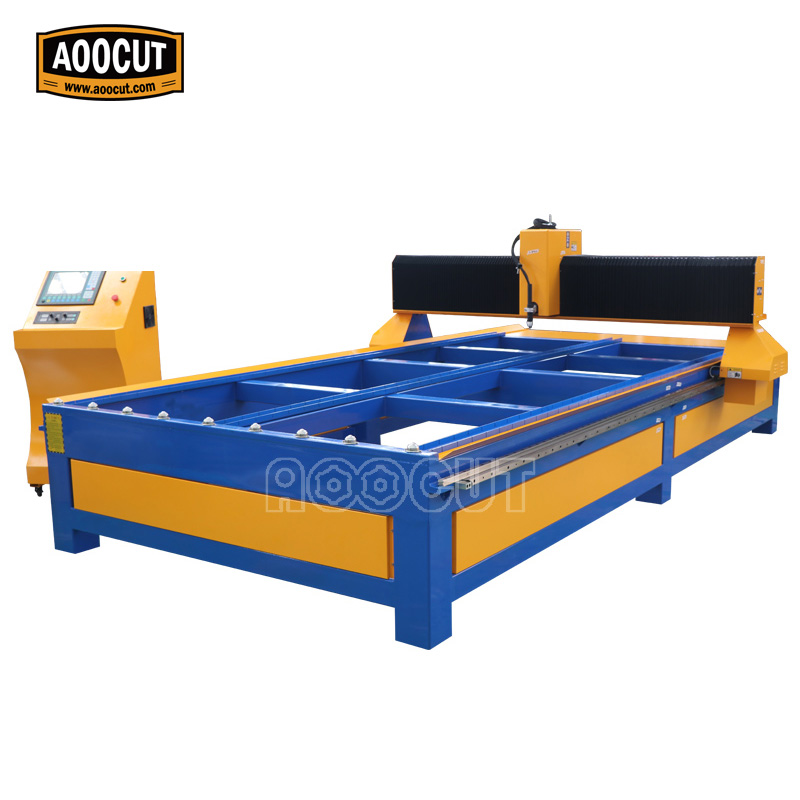 New type product cheap engraving cnc router manufacturer 1530 Aoocut Plasma Metal Cutting Machine for metal engraver 1
