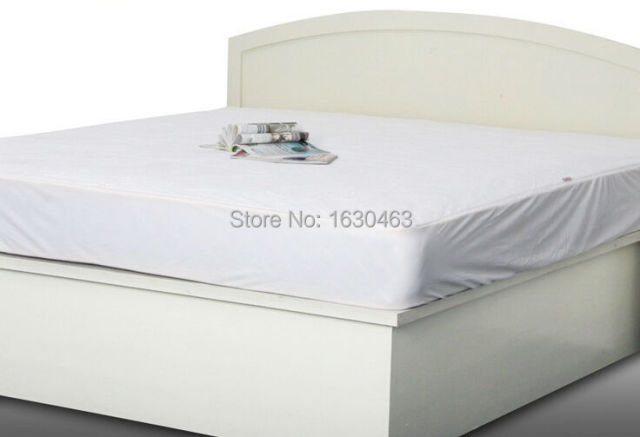twin full queen king size luxury tencel waterproof mattress protector cover for bed bug usa mattress