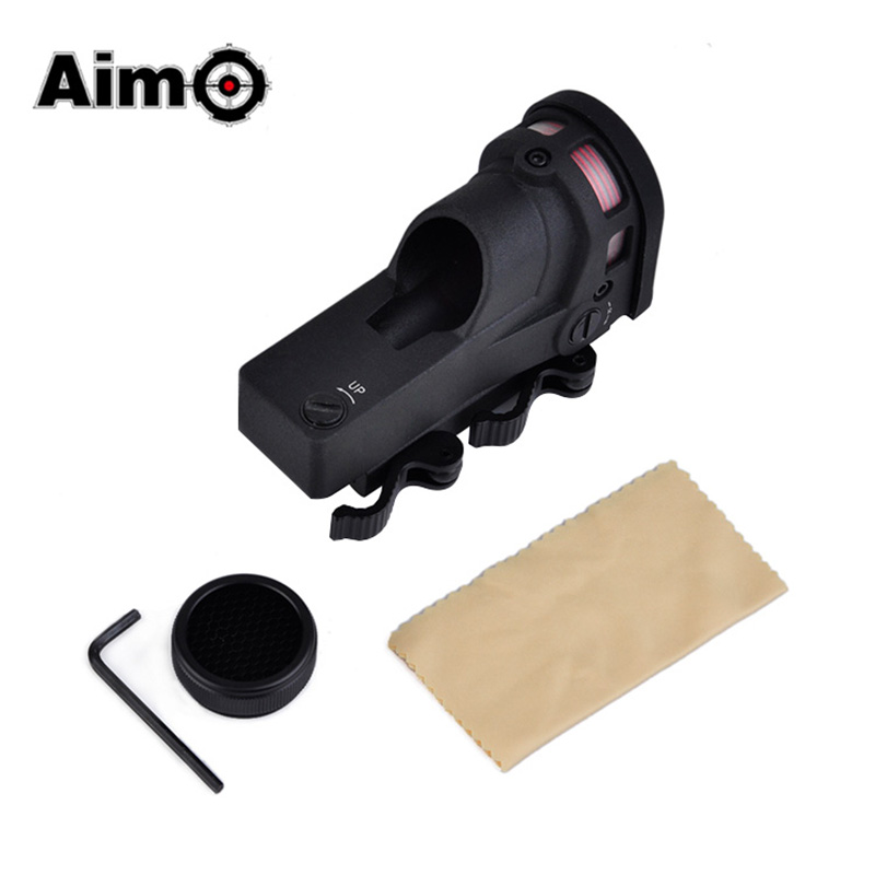 Aim O Tactical M21 Self illuminated Reflex Sight For Hunting Shooting AO3045