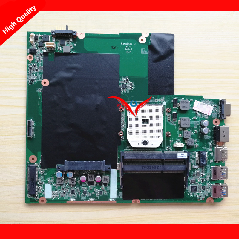 DALZ3BMB6E0 REV E Main board For Lenovo Z585 Notebook motherboard, 100% WORKING