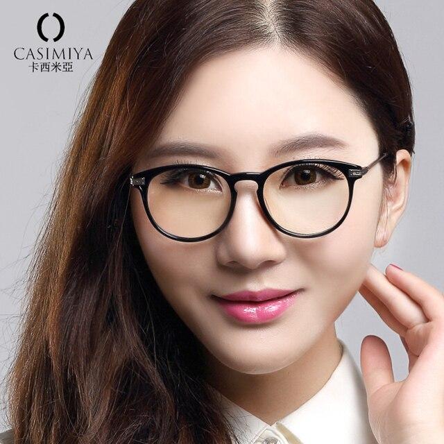 2015 Original CASIMIYA Brand Women Glasses Frame Vintage Round ...