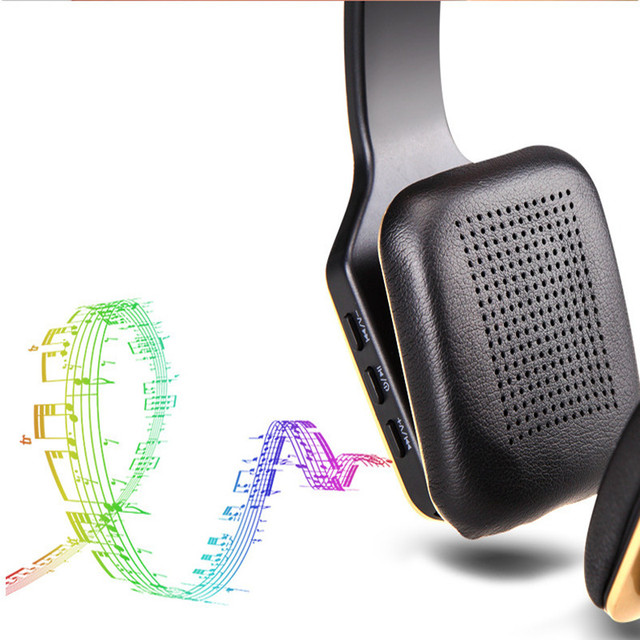 Wireless Bluetooth Stereo Headphones S650 Gaming Headset with Microphone Music Bluetooth Earphone Support FM Radio TF Card