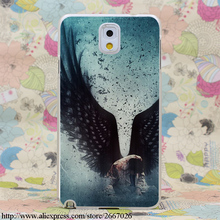 Supernatural Hard Transparent Case for Samsung