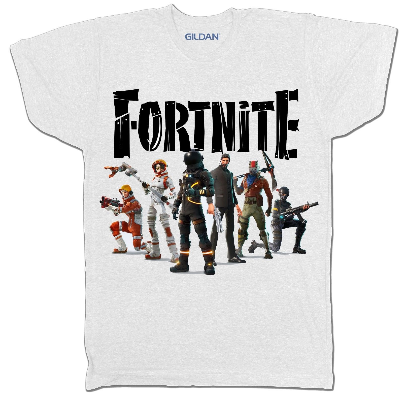 FORTNITE INSPIRED GAMING GAMER FILM MOVIE MENS CONSOLE T SHIRT Tees Brand Clothing Funny T-Shirt Top Tee Hot Cheap MenS