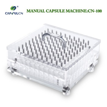High quality manual 100 holes medicinal powder capsule filler for size 000#-5# separated capsules 10 holes capsules blister pack for size 0 capsules 200pcs capsule blister packing sheet
