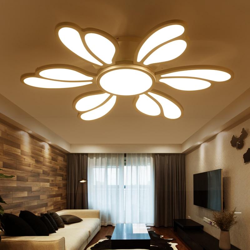 Eusolis 110 220v Led Ceiling Light Luminarias Luminaria Teto Ceiling Led Light Fixtures Lustres De Teto Metal Ceiling Lights 30