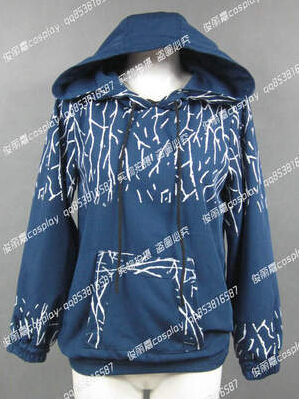 Hot Movie Rise of the Guardians Jack Frost Cosplay Costume jacket