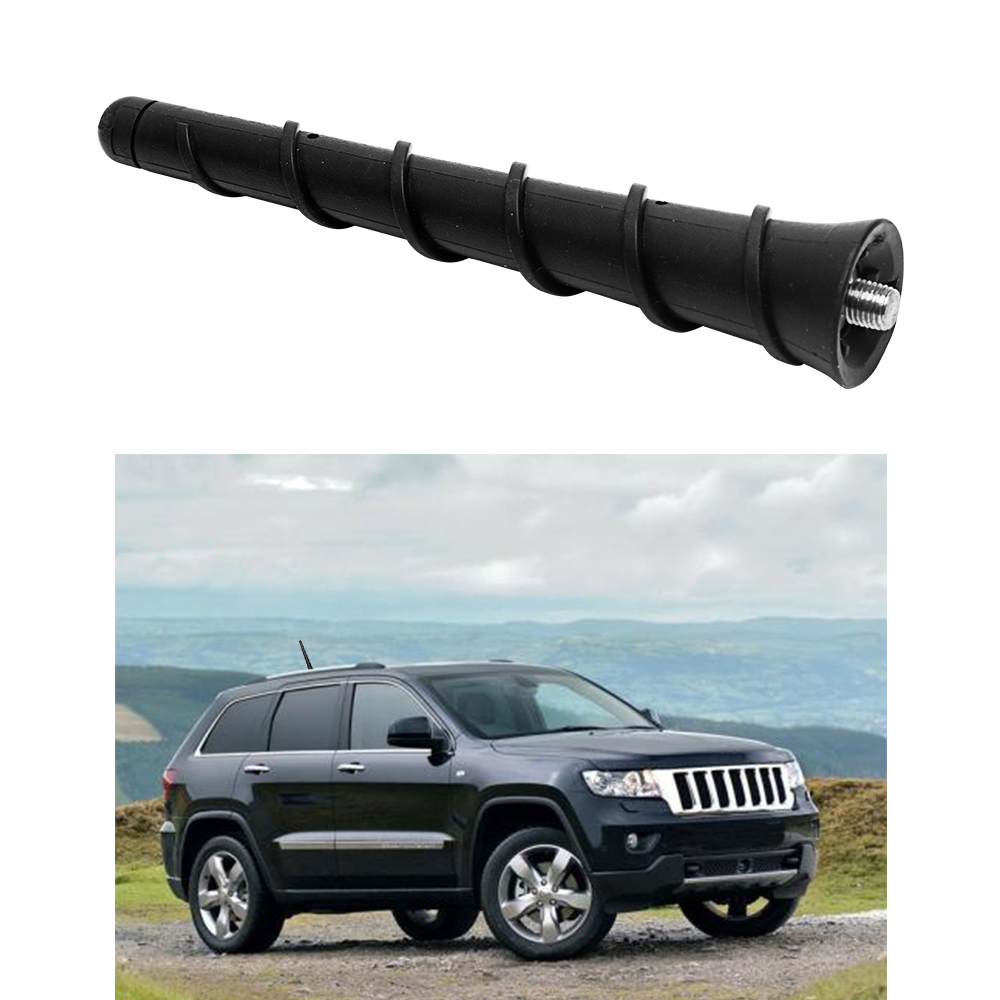 2018 New 4inch CCC Spiral Belt Radio Antenna Mast For JEEP