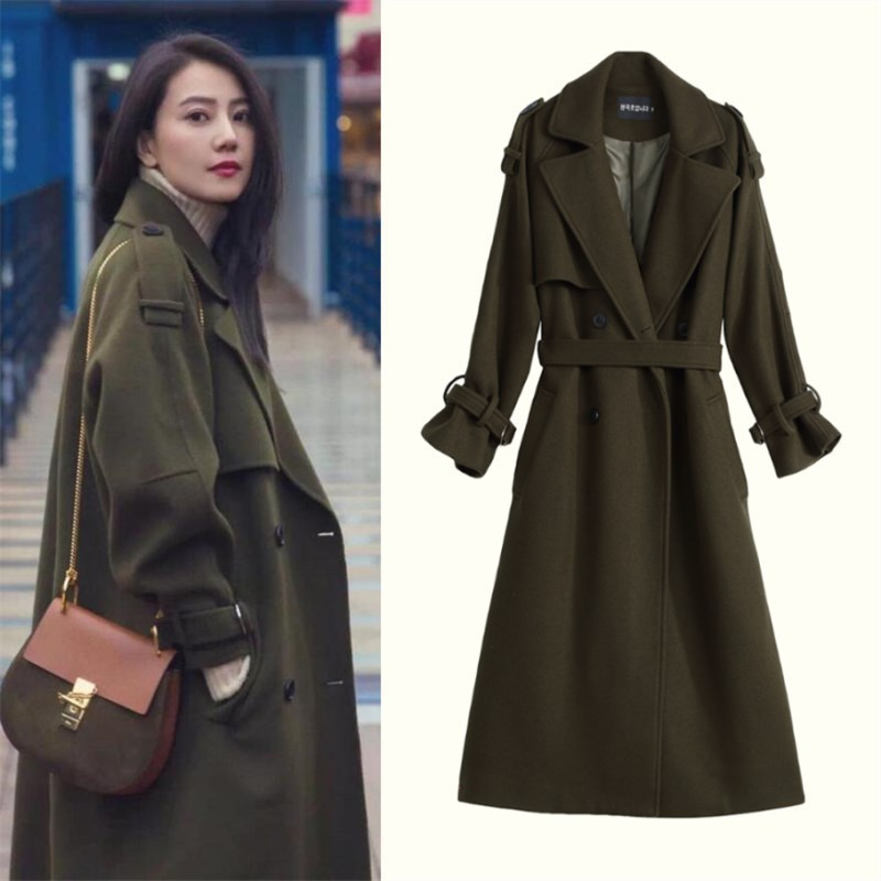 Popular Ankle Length Winter Coat-Buy Cheap Ankle Length Winter ...