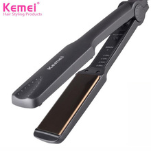 Discount! Professional Electronic Hair Straightener Irons Curling Adjustable Temperature Portable Ceramic Flat Straightening Styling Tools