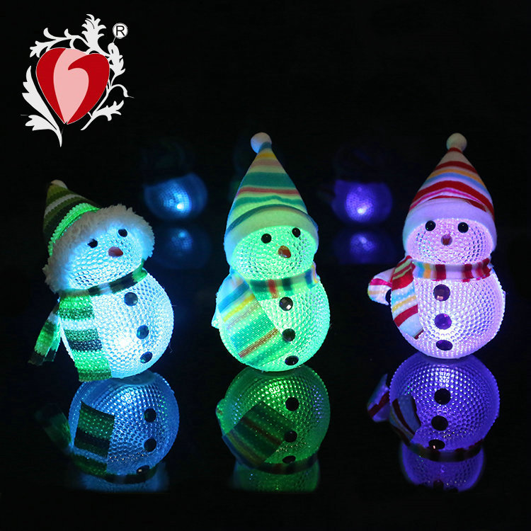 eva seven lights christmas lights acrylic snow man wedding festive lights wholesale in tree toppers from home garden on aliexpresscom alibaba group