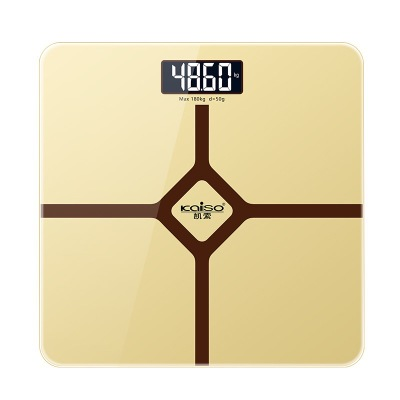 New Kaiso Bathroom Floor Scales Smart Household Electronic Bathroom Digital Body Bariatric LED Display Division Value HA-530