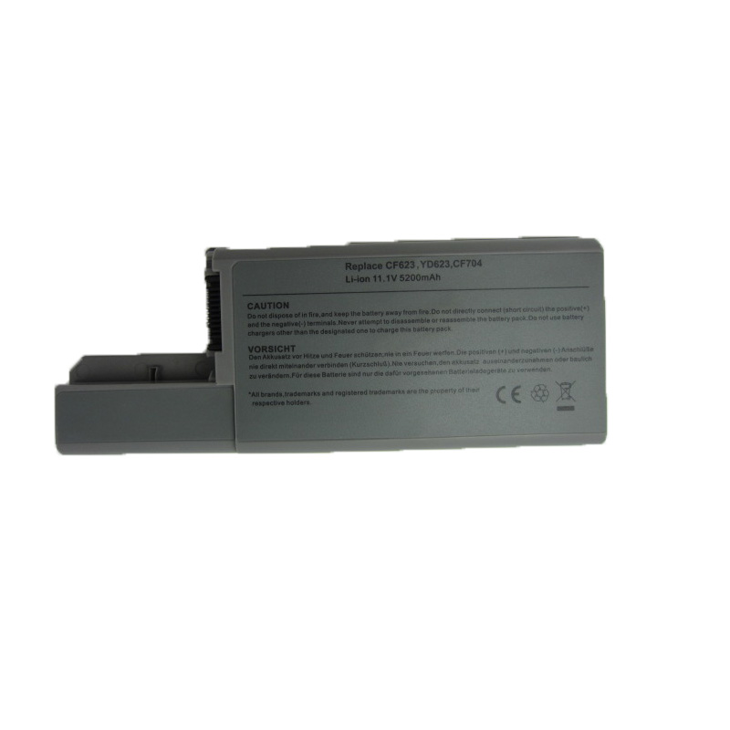 HSW Battery For Dell Latitude D820 D830 D531 D531N FOR Precision M4300 312 0538 451 10308 451 10309 451 10326 451 10327 CF623 in Laptop Batteries from Computer Office