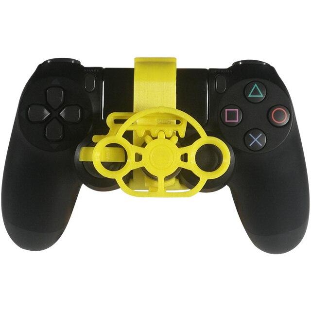 Cool Racing Games Gamepad Pc Steering Wheel Auxiliary Controller Game Joystick Racing Games Simulation Simulator Gamepad For PS4