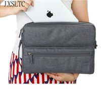 Travel Portable Laptop Bag 15 Inch Men And Women Travel Necessities Mini Apple Tablet Pack The