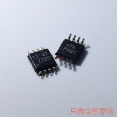 Купить с кэшбэком New original INA333 INA333AIDGKR printing I333 amplifier chip patch MSOP8