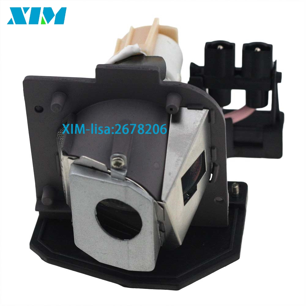 XIM-lisa High Quality BL-FS180B SP.88N01GC01 for OPTOMA Ep721 Ts721 Ep620 Ep727 Ds312 Ep720 Tx720 Projector lamp with housing lisa corti сандалии