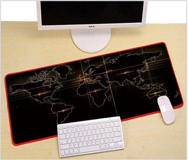 Super gran tamaño 900X400MM / 1000X500MM ANTIGUO mousepad de - Periféricos de la computadora - foto 3