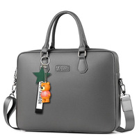 Fashion PU Laptop Bags Sleeve Notebook Case for Dell HP Asus Acer Lenovo Macbook 14 15 15.6 14.1 inch Soft Cover for Retina Pro