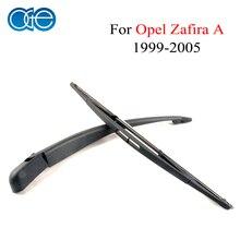 НГЕ 16 »заднего стеклоочистителя и лезвия для Vauxhall Opel Zafira 1998 1999 2000 2001 2002 2003 2004 ветровое стекло авто аксессуары