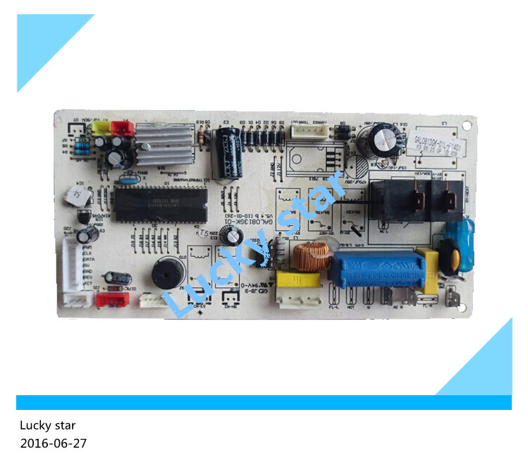 все цены на  95% new & original for Galanz air conditioning Computer board control board GAL0813GK-01 good working only Cold  онлайн