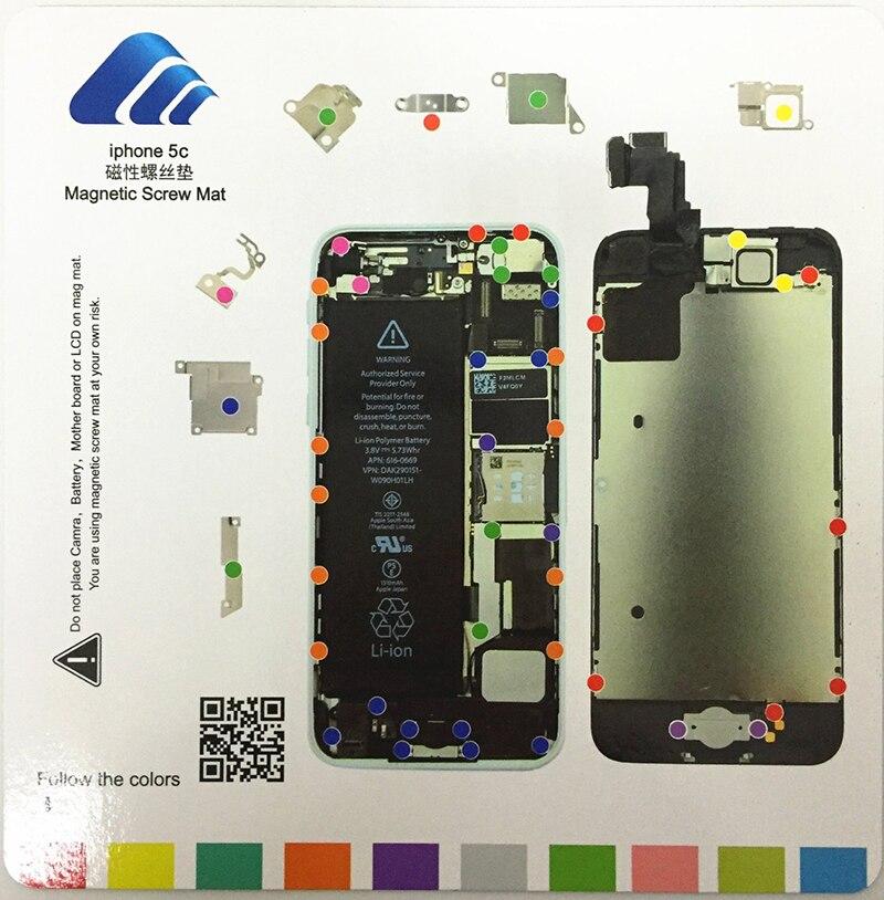 Nueva almohadilla de trabajo de alfombrilla magnética profesional de - Juegos de herramientas - foto 4