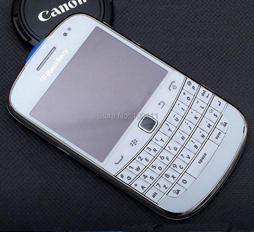 Цена за Оригинальный BlackBerry 9930 Сотовый Телефон WI FI 5MP камера QWERTY клавиатура + Сенсорный экран без камеры версия/Бесплатная доставка